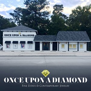 Exterior photo of Once Upon A Diamond