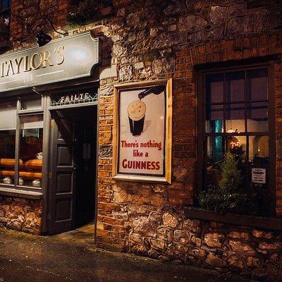 """Taylor's Bar"""