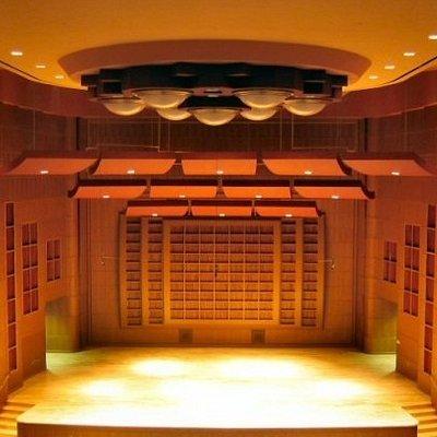 The Clarion Performance Hall @ Brazosport College