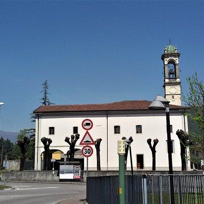 Chiesa di San Leonardo - Brivio.