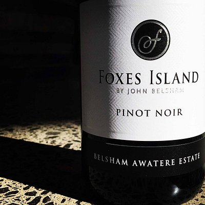 Foxes Island Wines Estate Pinot Noir