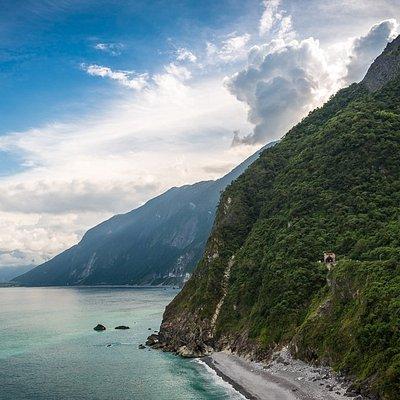 The stunning coastal road that runs down the east coast of Taiwan