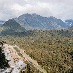 Canavan's Knob lookout (summit)