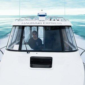 Hauraki Express Water Taxi