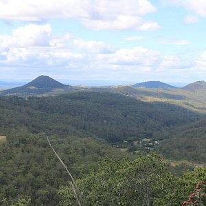 Glen Lomond hiking track