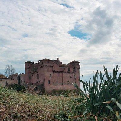 The amazing Santa Severa Castle