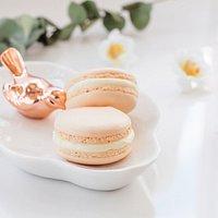 Macarons fleur d'oranger du Liban