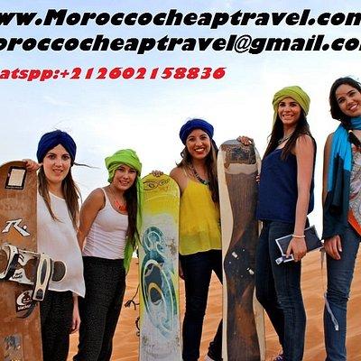 Tours compartidos  3 dias desde Fez