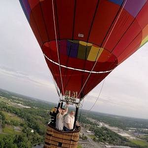 Fun Balloon Ride with video package