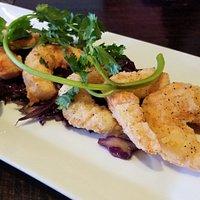 Salt & Peppered Shrimp