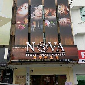 Nova spa 美容养生馆
