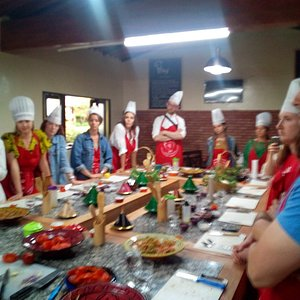 COOKING CLASS WITH CHEF TARIK