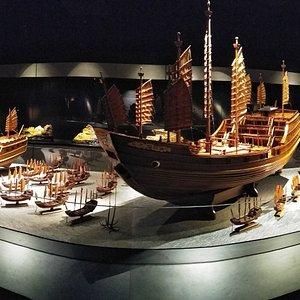 Admiral Cheng Ho's grand Fleet