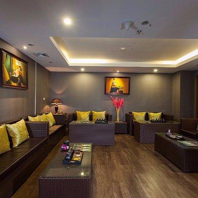 Lavender Spa Sâp Lobby