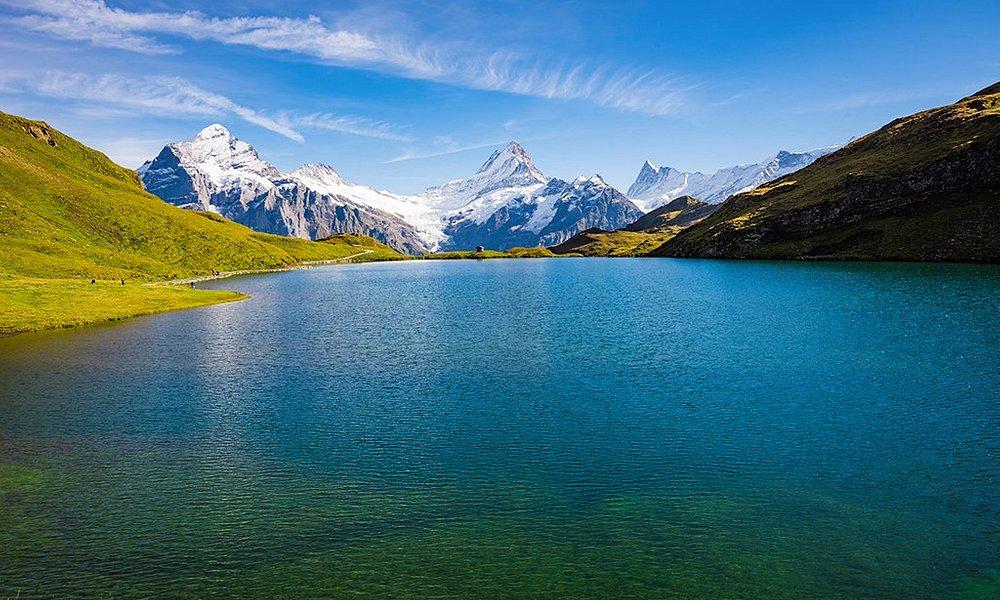 Jungfrau in der Schweiz