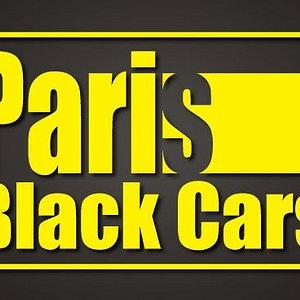 Paris Black Cars Logo