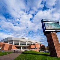 The Bryce Jordan Center at Penn State University