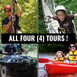 We now offer FOUR (4) AMAZING TOURS!
