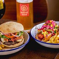 BK Chilli Dog & Burger