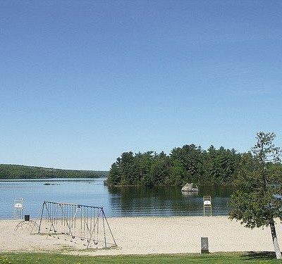 Spruce Beach, Elliot Lake