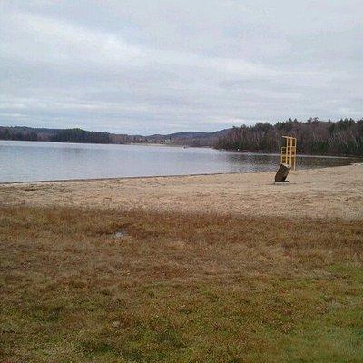 Spine Beach, Elliot Lake