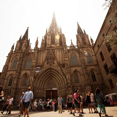 Barcelona's stunning Gothic Quarter is an outdoor museum with 2,000 years of history.