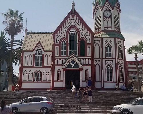 The St. Mark's Cathedral also called Arica Cathedral It is a Catholic church that is located in