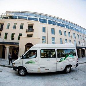 Centro de Visitantes Paineiras