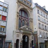 La façade du 18 rue de paradis