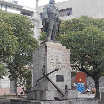 Monumento à Garibaldi