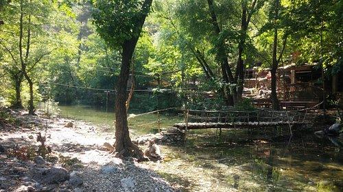 Wassermühle, (Su Değirmeni 17.06. 2015) / Ahmetler Kanyonu, 21.04.2018, Manavgat