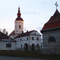 Church of Saint Gothard the patron of gardeners