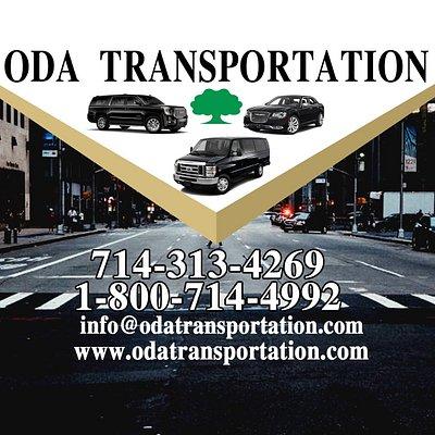 ODA Transportation Logo