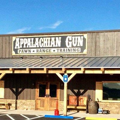 Welcome to Appalachian Gun, Pawn, Range & Training