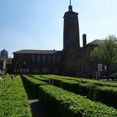 """Stadhuis Enschede 1930-1933; G. Friedhoff architect"""