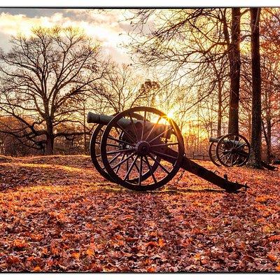 Prospect Hill - Fredericksburg battlefield southern front