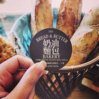 奶油麵包名片
