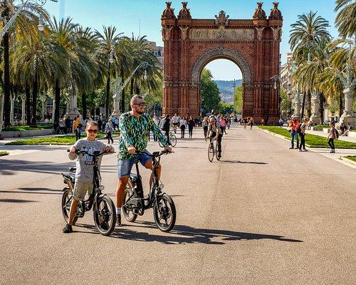 Yes Rent @ Arc de Triomf de Barcelona