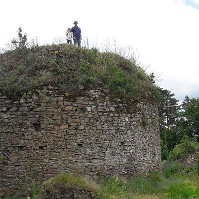 Šelenburg- zřícenina hradu Cvilín