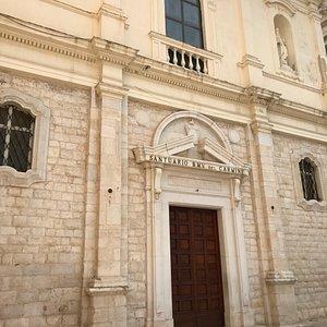 Trani Chiesa del Carmine