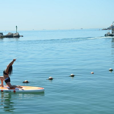 Classes sup yoga