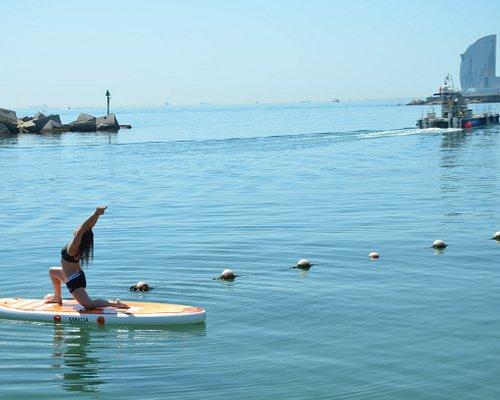 Classes sup yoga