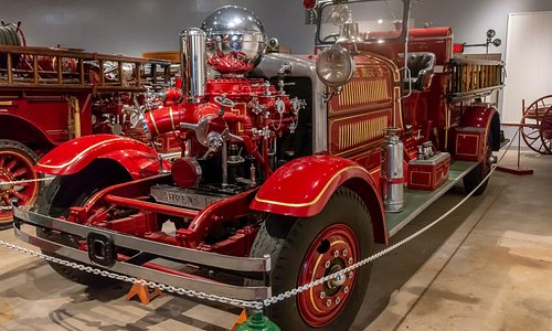 Piston Fire Engine