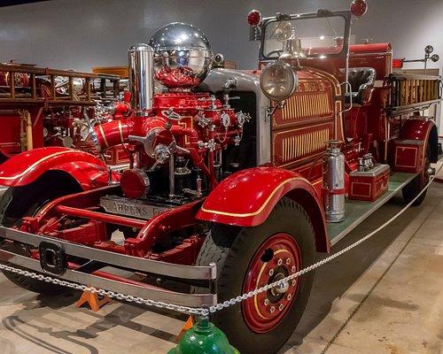 Piston Fire Engine