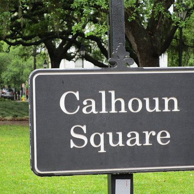 Located at Abercorn Street & E Taylor Street.