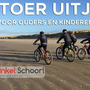 Stoere uitjes voor ouders en kinderen. Mountainbiken in de vakanties!