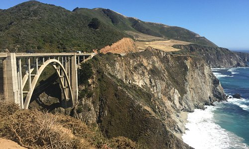 Pacific Coast Highway - Big Sur California