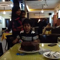 Birthday Cake for the Bithday Boy
