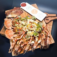 Seafood Mix Grill - Big