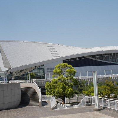 パシフィコ横浜の展示場